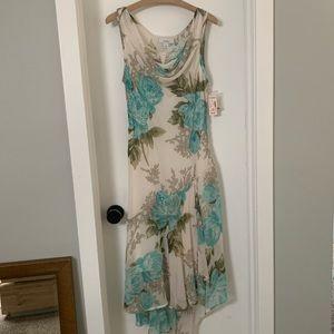 NWT Asymmetrical Hem Dress